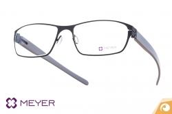 Meyer Eyewear Titanbrille Modell LANNIS mit Elforyn-Bügel | Offensichtlich Berlin