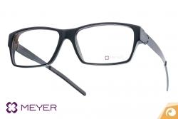 Meyer Eyewear Acetatbrille Modell AKO mit Titanbügeln | Offensichtlich Berlin