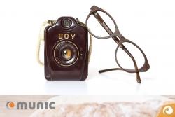Munic Eyewear Acetatbrille Modell 399 | Offensichtlich Berlin