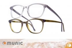 Munic Eyewear Acetatbrillen Farbvielfalt | Offensichtlich Berlin