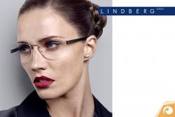 Lindberg Spirit randlose Brillen – Materialkombination von Acetat und Titan am Bügel | Offensichtlich Berlin