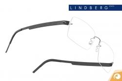 Lindberg Spirit - Titanbügel T601 in Anthrazit in gebürsteter Optik  | Offensichtlich Berlin