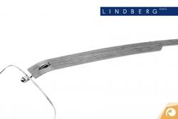 Lindberg Spirit - Titanbügel T601 in gebürsteter Optik  | Offensichtlich Berlin