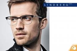 Lindberg Strip – raffinierte Materialkombination von Acetat und Titan Modell 9801 | Offensichtlich Berlin