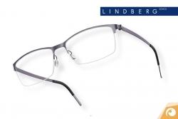 Lindberg Strip Nylor – flexible Halbrandvariante Modell 7406 | Offensichtlich Berlin