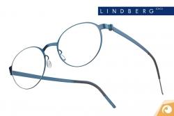 Lindberg Strip – Modell 9553 in mattem Eisblau | Offensichtlich Berlin