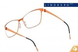Lindberg Strip – Modell 9561 in freundlichem Orange | Offensichtlich Berlin