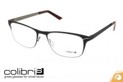 Colibris Titanbrille Lasse 7.4 braun taupe | Offensichtlich Berlin