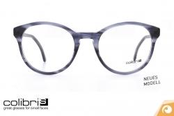 Colibris Brillen Frontansicht Rosa c02G Kunststoffbrille | Offensichtlich Berlin
