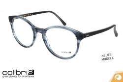 Colibris Brillen Seitenansicht Rosa c02G Kunststoffbrille | Offensichtlich Berlin
