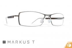 Feine und extrem leichte Titanbrille T1 015 von Markus T | Offensichtlich Berlin