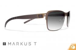 Markus T  Sonnenbrille T237 aus Titan mit Markengläsern von Zeiss  | Offensichtlich Berlin