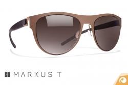 Markus T  Sonnenbrille T2646 aus Titan mit Kunststoffbügel aus Tmi  | Offensichtlich Berlin