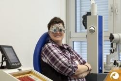 Die erste Binokularprüfung des Tages | Offensichtlich.de