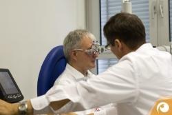 Binokulare Augenprüfung durch den Profi von Zeiss | Offensichtlich.de