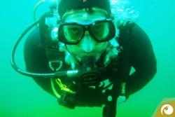 Tauchmasken-Test - Kein beschlagen der Maske auch bei nur 6 Grad Wassertemperatur