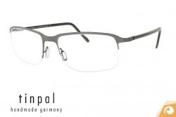 Tinpal Halbrand Brille für Herren Modell HR10-1 | Offensichtlich-Berlin