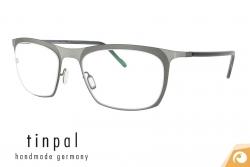 Tinpal Brillenfassung aus Edelstahl - Vollrand Modell VR10 | Offensichtlich-Berlin