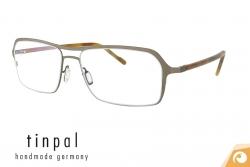 Tinpal Brillenfassung aus Edelstahl für Herren Modell VR11 | Offensichtlich-Berlin