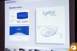 Contact'15 - Hybridlinsen vor der Fertigung. Ein spannendes Thema für die Zukunft.