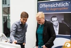 Offensichtlich berät zum Thema Augengesundheit und Vorsorge | Offensichtlich Berlin