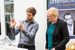 Torsten erklärt wie Fehlsichtigkeiten funktionieren | Offensichtlich Berlin