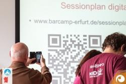 Der Sessionplan ist online und wird dynamisch angepasst | Offensichtlich Berlin