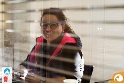 Dank Jeannette Rische sind alle News vom Barcamp gleich online | Offensichtlich Berlin