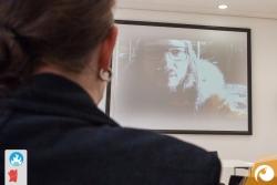 Schirmherr Ralph Caspers ist per Videobotschaft mit dabei | Offensichtlich Berlin