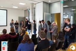 Es herrscht großer Zulauf beim Barcamp Erfurt | Offensichtlich Berlin