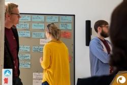 Schon ist der Sessionplan des Barcamps fast voll | Offensichtlich Berlin