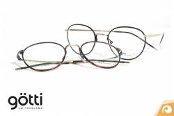 Götti Modell Ababa Titanbrille | Offensichtlich Berlin
