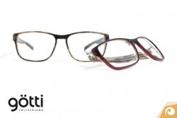 Götti Modell Adam Kunststoffbrille-Acetat | Offensichtlich Berlin