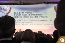 Christian Lindner, FDP eröffnet das trendFORUM| Offensichtlich Berlin