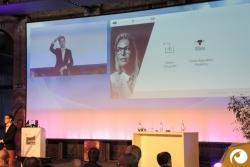 Yannick Fetsch (tedprin, Hamburg) erklärt verschiedene 3D-Druck-Verfahren | Offensichtlich Berlin
