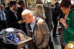Live zu erleben - Brillen aus dem 3D Drucker | Offensichtlich Berlin