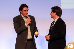 Michael Stich und Spectaris Geschäftsführer Dr. Thomas Weiler | Offensichtlich Berlin
