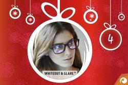 Whiteout & Glare Brillen hinter Türchen Nr. 4 mit 20% Rabatt im Offensichtlich Adventskalender