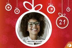 Brille aus Berlin - hinter dem 21. Türchen befinden sich Whiteout&Glare mit 20% Rabatt | Offensichtlich Adventskalender