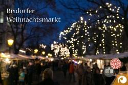 Alt Rixdorfer Weihnachtsmarkt mit dem Ladies Circle und Round Table Berlin