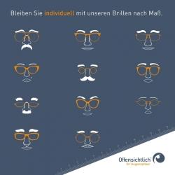 Design Contest 2015 | Entwurf 3 von Saskia - Brillen nach Maß| Offensichtich Berlin