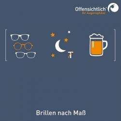 Design Contest 2015 | Entwurf 3 von Conny - Brillen nach Maß| Offensichtich Berlin