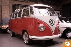 Besichtigung im Meilenwerk (VW T1 Safari) - SPECTARIS | Offensichtlich.de