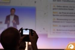 Nutzung digitaler Medien auf dem trendFORUM - SPECTARIS | Offensichtlich.de