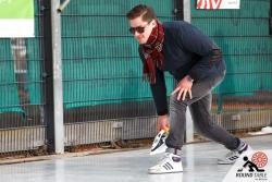 Mit der Zeit findet jedes Team ihren Stil  | Bügelseisen Curling / Round Table 44 Berlin