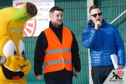 Olympia Curler Christopher Bartsch eröffnet das 4. Berliner Bügelseisen Curling