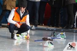 Jede Bügellänge, jeder Zentimeter zählt  | Bügelseisen Curling / Round Table 44 Berlin