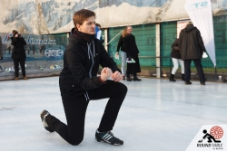 Halbfinale – Torsten wirft und trifft für die Eyesbären | Bügelseisen Curling