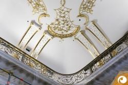 Die neue Decke im Apollo Saal | Staatsoper Berlin