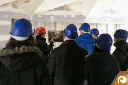 Alte und neue Deckengestaltung des Zuschauerraums | Staatsoper Berlin